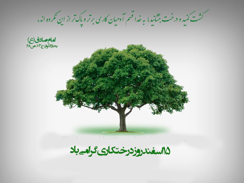 روز-درختکاری