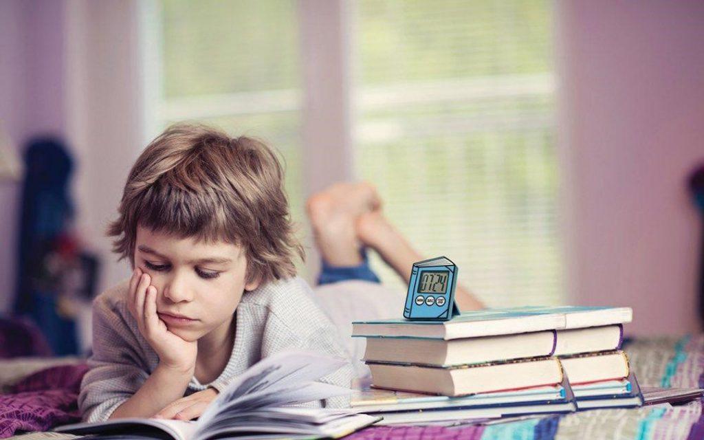 ی تقویت توجه و تمرکز در کودکان