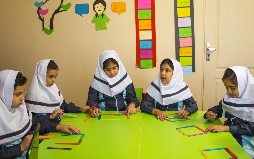 دبستان مدارس سلام