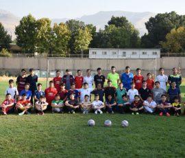 فوتبال و دانش آموزان سلام