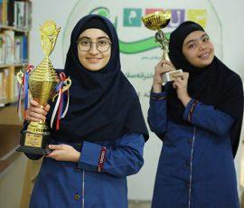 مسابقات دختران - متوسطه اول